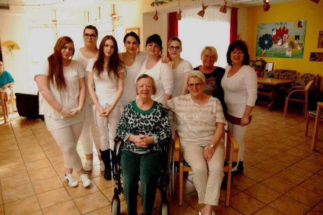 Wellnesstag für das Pflegezentrum St. Pölten-Pottenbrunn