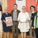 Nationales Qualitätszertifikat für Alten- und Pflegeheime.
