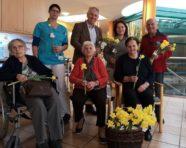 Valentinstag im Pflegezentrum St. Pölten-Pottenbrunn