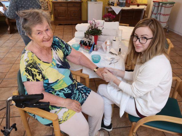 Wellnesstag im Pflegezentrum St. Pölten-Pottenbrunn