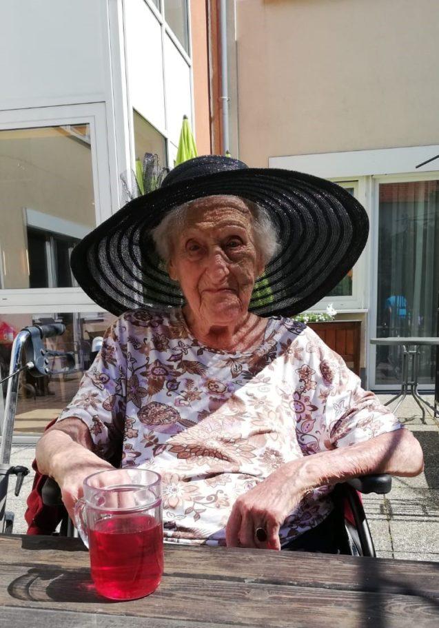 Ein Hut wie die Ladies in Ascot